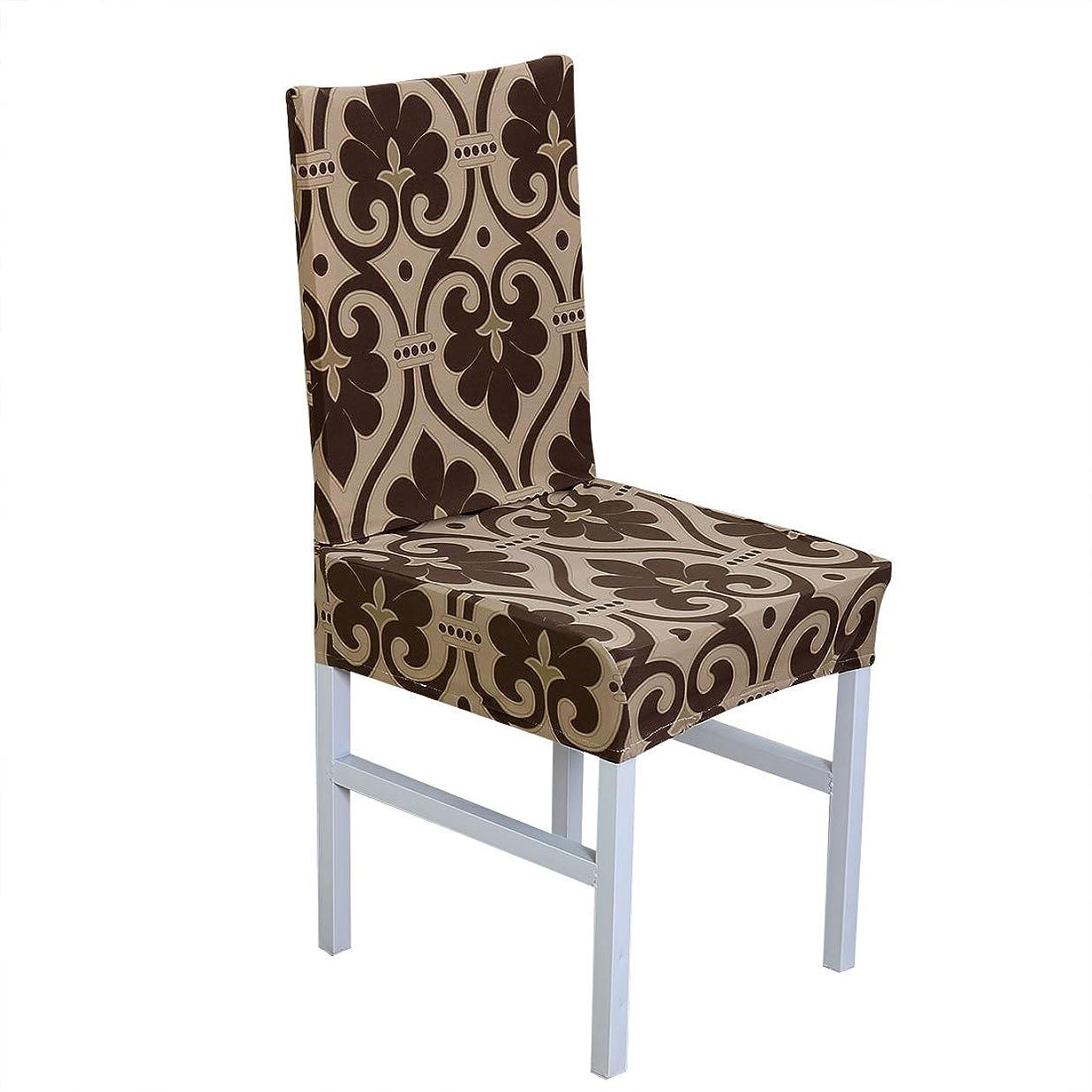 不愉快にちなみに鑑定uxcell 椅子カバー チェアカバー スリップカバー 家具カバー プロテクター ストレッチ ユニバーサル 取り外し可能 ホテル ウェディング パーティー 宴会装飾 タイプ25