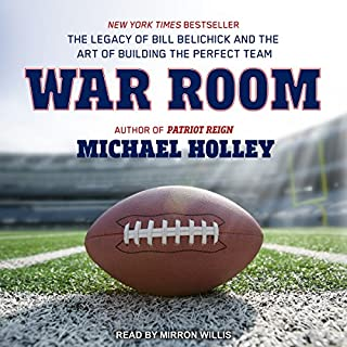 War Room audiobook cover art