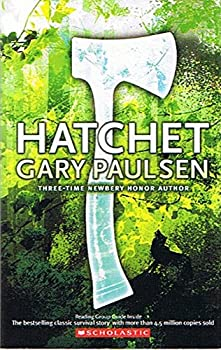 Hatchet - by Gary Paulsen