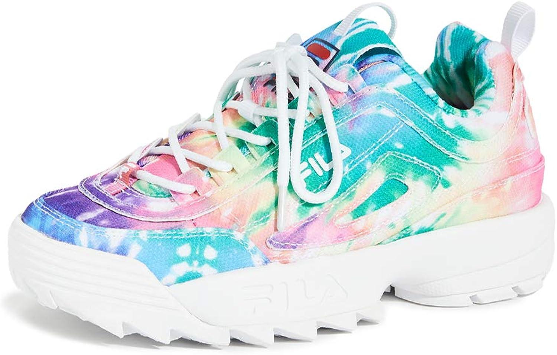 Fila Women's Disruptor Ii Tie Dye Sneaker