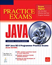 OCP Java SE 6 Programmer Practice Exams (Exam 310-065): Exam 310-055