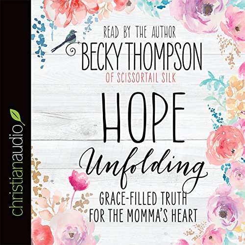 Hope Unfolding audiobook cover art