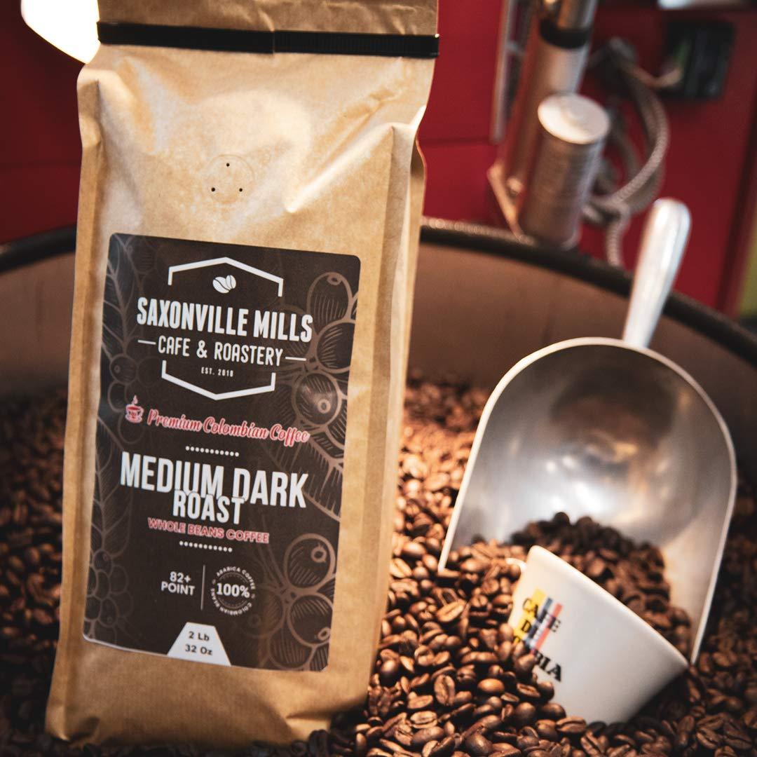 Medium Dark Coffee Ranking TOP12 overseas Whole Beans 100% Arabica Colombian
