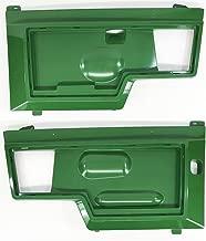 Flip Manufacturing Side Panel Kit Replaces AM128983 AM128982 Fits John Deere 425 445 455