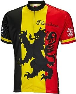 lion of flanders jersey