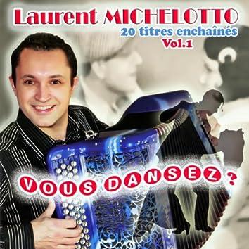 Vous Dansez ? Vol. 1 (20 Titres Enchaînés)