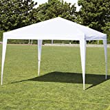 Best Choice Products 10x10ft Outdoor Portable Lightweight Folding Instant Pop Up Gazebo Canopy Shade...