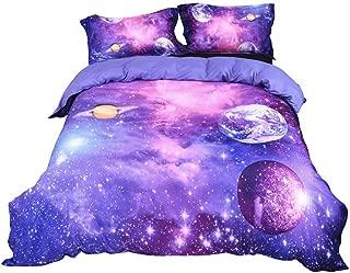 Stillshine Ropa de Cama Galaxia Universe Universo Cielo