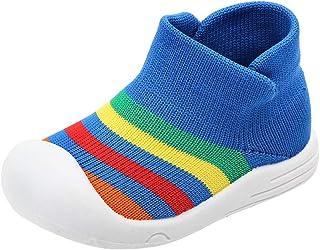 Chaussure Bebe Enfant Garcon Fille Légères Basket Respirante Chaussure de Course Chaussure Décontractées Entraînement Chau...