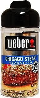 Best weber chicago steak seasoning 28 oz Reviews