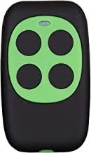 XIHADA Universal Garage Door Remote Garage Remote Gate Opener Remote Universal Gate Remote Control Homelink Remote Programmable Learning Garage Door Remote Multi Frequency 280MHZ-868MHZ (1 PC Green)