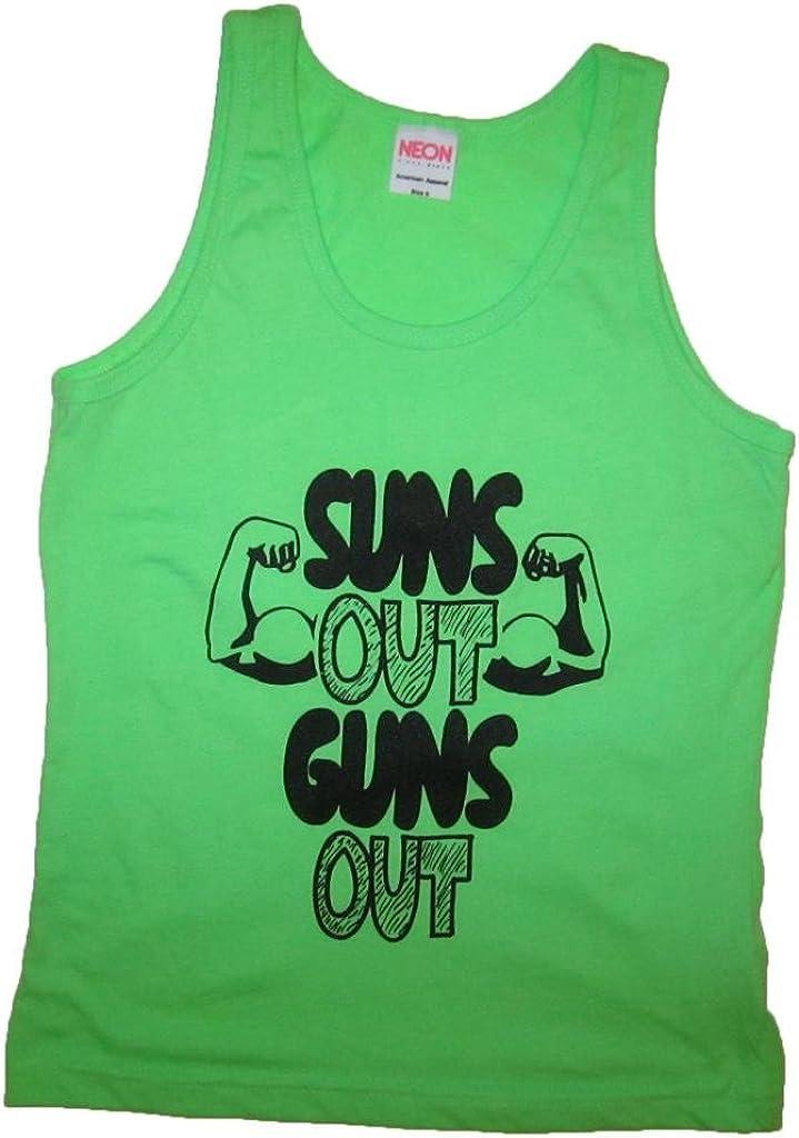 Better Than Real Life Tees Big Boys' Suns Out Tank Top Shirt