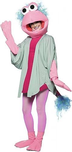 Rasta Imposta Mokey Fraggle Rock - Adult Kostüm