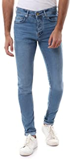 Straight Jeans Pant For Men - 2725616419524