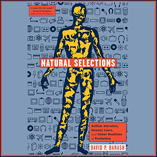 Natural Selections audiobook cover art