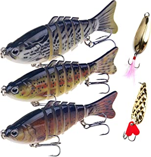 Agilly Swimming Lure