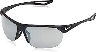 Nike Men's Square Black Plastic Sunglasses - NKTRAINERS 010 63-13-120mm