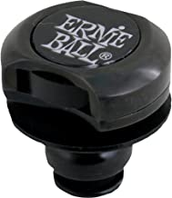 Ernie Ball P04601 Super Locks, Black, Black, 1 Pair