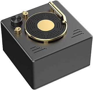 $72 » EODUDO-S Record Player Retro Bluetooth Speaker Portable Nostalgic Wireless Subwoofer Bluetooth Speaker Home Audio Speakers...