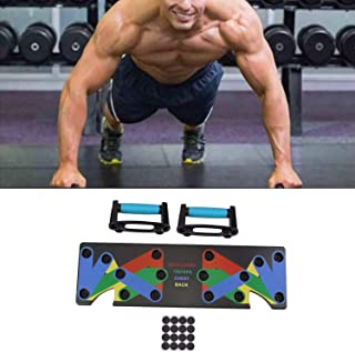 Maximum Fitness Gear MFGPP0312  Push Up Sistema completo de entrenamiento
