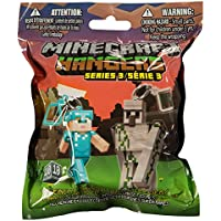 Minecraft Hangers - Serie 3 - Paquete De Ciegas - Paquete De Misterios