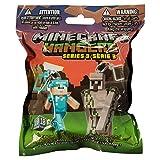 JINX Minecraft 3' Figure Hangers Blind Pack, Series 3 (One Mystery Figure)
