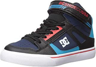 DC Shoes Boys Shoes Boy's 8-16 Pure High Ev High-Top Shoes Adbs300324