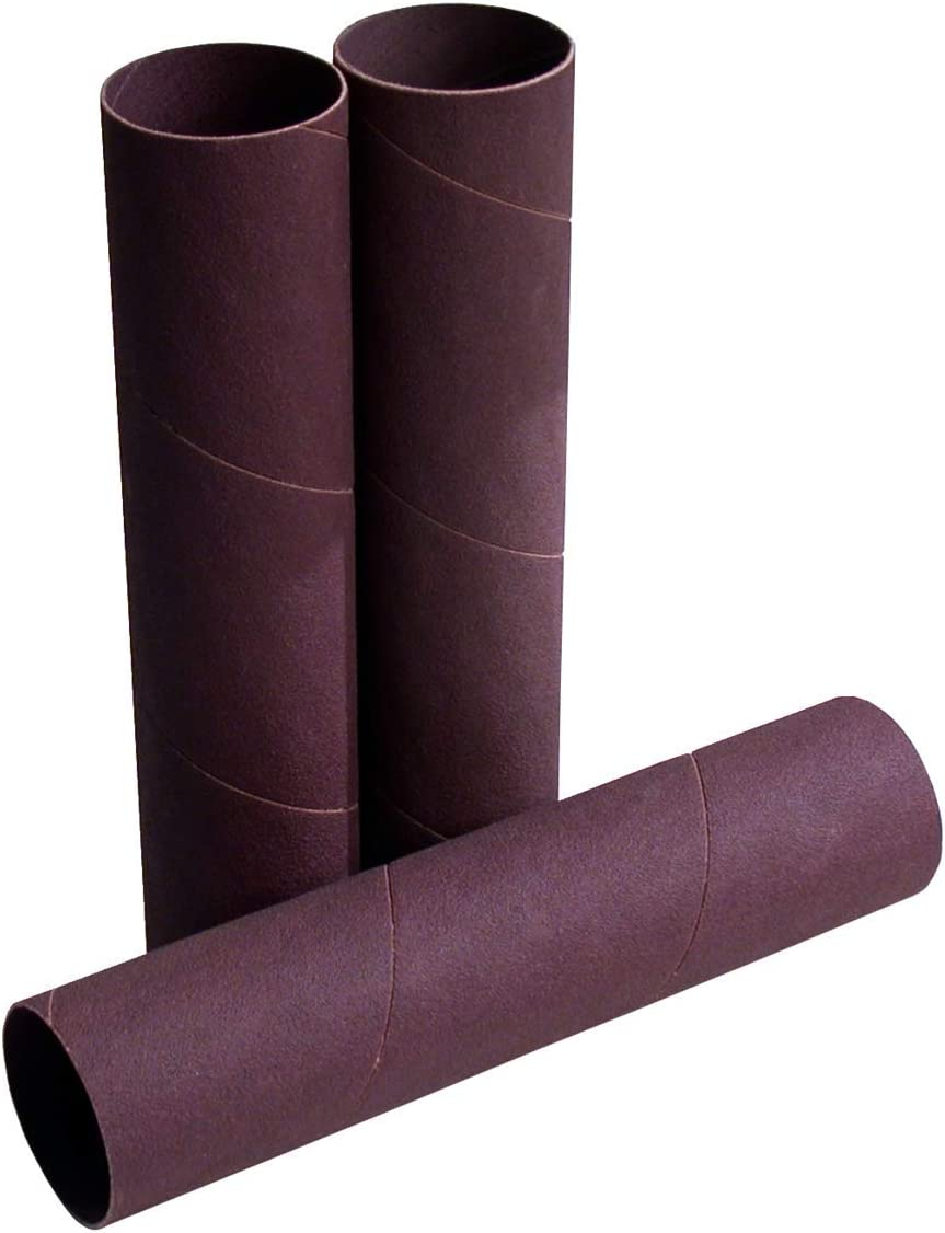 JET 575898 Sandpaper High quality new Sleeves Ranking TOP1 3 100 4-Pack Grit 8