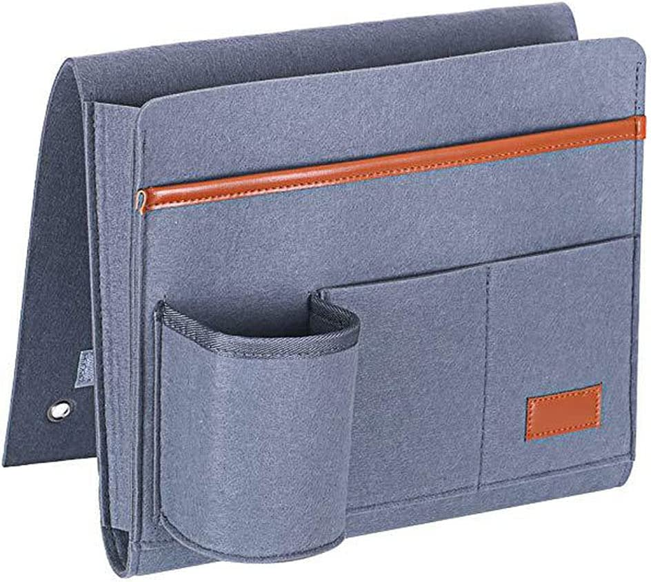 Bedside Caddy Sofa Organizer Storage Bag Remote H SEAL limited product Holder Control Popular product