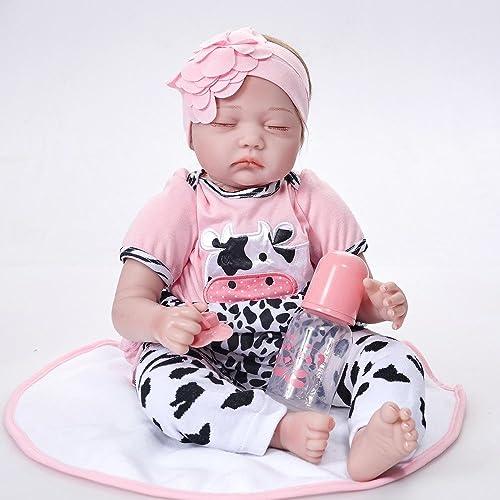 Ahorre 60% de descuento y envío rápido a todo el mundo. Renacer Baby Doll Realistas Bebés Bebés Bebés Recién Nacidos Juguetes Preescolares Con Ropa de Princesa de La Muchacha de Silicona Táctil Niños Cumpleaños Regalo de Navidad  Tienda 2018
