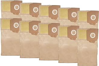 10 NSS Pacer 112-115 UE Vacuum Bags Generic Part by ZVac. Replaces Part Numbers ECC174MNS, ECC174 Fits: NSS Pacer 113UE, 112UE, 115UE & 114UE.