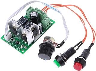 Sixsons DC 6V12V 24V PWM Motor Speed Controller Switch Linear Actuator DC Motor Steady Speed Regulator
