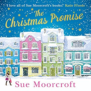 The Christmas Promise     The cosy Christmas book you won't be able to put down!              By:                                                                                                                                 Sue Moorcroft                               Narrated by:                                                                                                                                 Laura Kirman                      Length: 9 hrs and 43 mins     107 ratings     Overall 4.2
