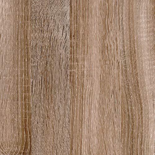 Tür-folie 7,08€/m² d-c-fix Holzfolie Sonoma Eiche hell 210cm x 90cm Ideale Türfolie selbstklebende Klebefolie Folie Holz Dekor Möbelfolie