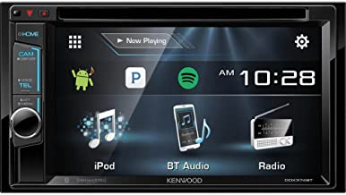 Kenwood DDX374BT 2-DIN Bluetooth in-Dash CD/DVD/DM Receiver with 6.2