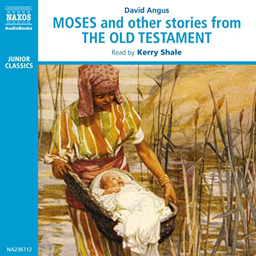 Moses and Other Stories from the Old Testament audiobook cover art