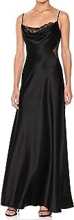 Jill Jill Stuart Women's Slip Dress with Lace Cutouts