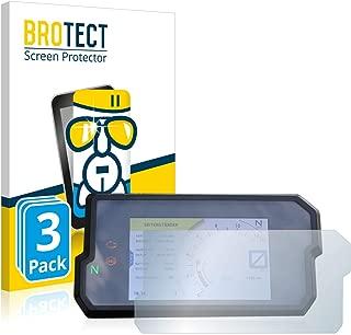 BROTECT Schutzfolie kompatibel mit Shimano Steps SC-E6100 klare Displayschutz-Folie 2 St/ück