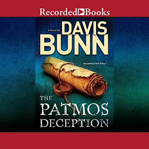 The Patmos Deception cover art