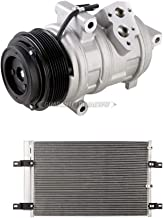 For Ford Edge & Lincoln MKX AC Compressor w/A/C Condenser & Drier - BuyAutoParts 61-89060R3 New