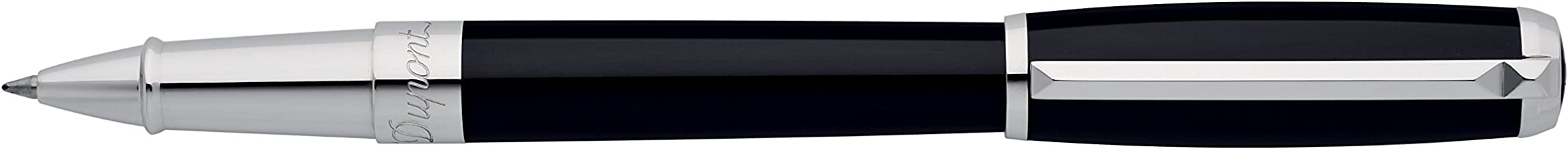 S.T. Dupont Elysee RB/BP Pen - Black Lacquer/Palladium 412674