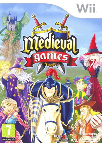 Bethesda Medieval Games, Wii - Juego (Wii)