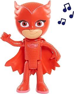 PJ Masks Deluxe Talking Owlette Figure