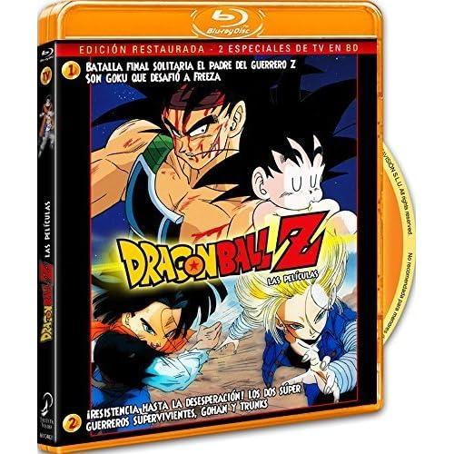 Dragon Ball Z. Tv Special 1:Batalla Final Solitaria + Tv Special 2 ...
