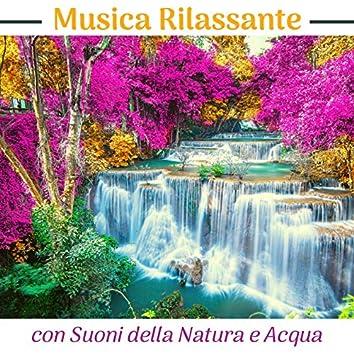Musica rilassante con suoni della natura e acqua: musica per meditare, fare yoga, rilassarsi, dormire