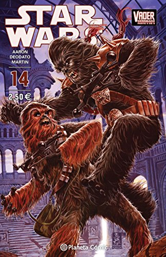 Star Wars nº 14 (Vader derribado 5 de 6) (Star Wars: Cómics Grapa Marvel)