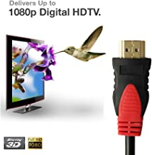 YarMonth Ultra Series- Super High Resolution HDMI 4.6M (15 Feet) For HDTV, Plasma, LCD, PS3, DVD Players, Satellite & Cable boxes
