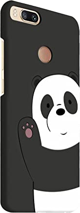 MADANYU Panda Waving Hand So Cute for Panda Lovers Designer Printed Hard Back Shell Case for OnePlus 5T
