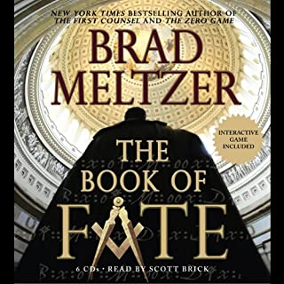 The Book of Fate cover art