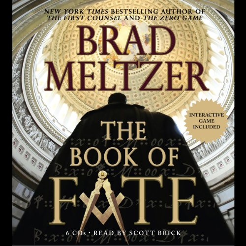 The Book of Fate audiobook cover art